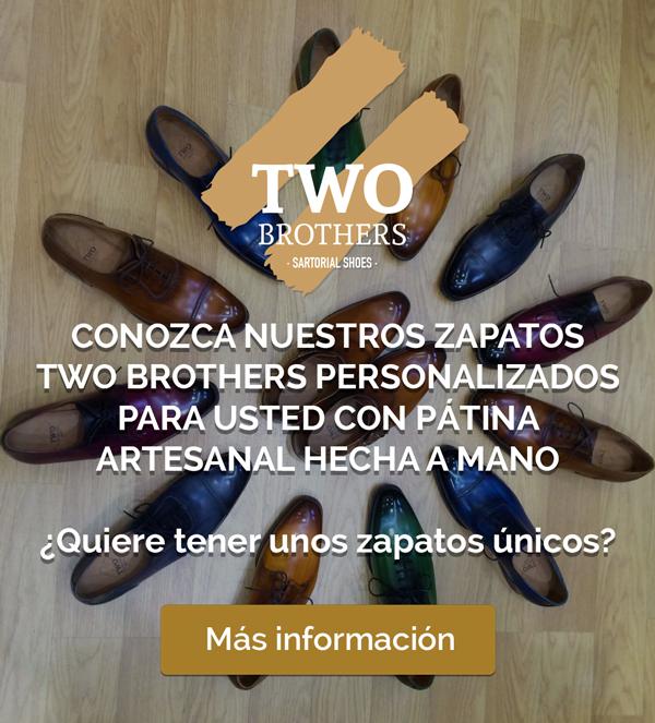 zapatos pátina