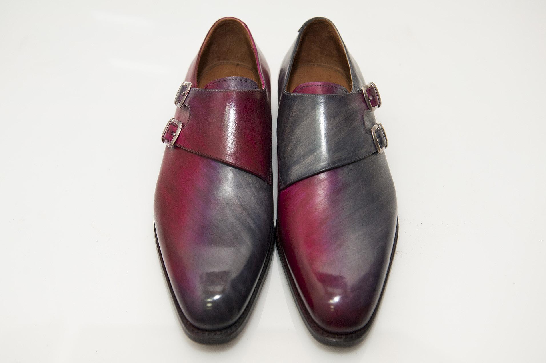 zapato-pátina